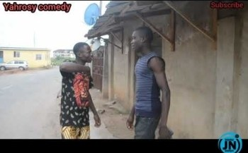 Yahrosy Comedy - Don't Point At Me